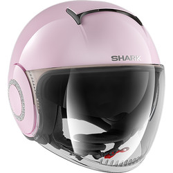 Casque Nano Crystal Swarovski® Shark