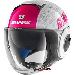 Casque Nano Tribute RM Shark