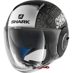 Casque Nano Tribute RM Mat Shark