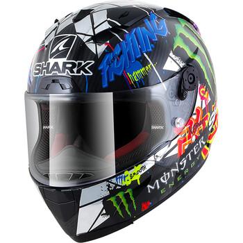 Casque Race-R Pro Carbon Replica Lorenzo Catalunya GP Shark