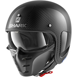 Casque S-Drak Carbon Skin Shark