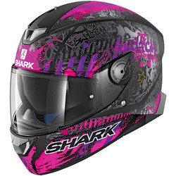 Casque Skwal 2 Switch Rider 2 Mat Shark