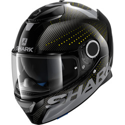 Casque Spartan Carbon Cliff Shark
