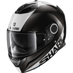 Casque Spartan Carbon Skin Shark