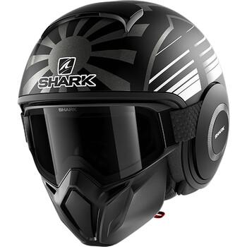 Casque Street Drak Replica Zarco Malaysian GP Shark