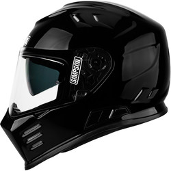 Casque Venom Ghost Solid Simpson