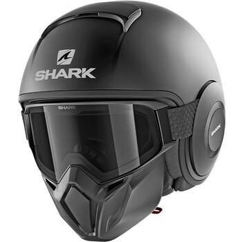 Casque Street Drak Blank Shark