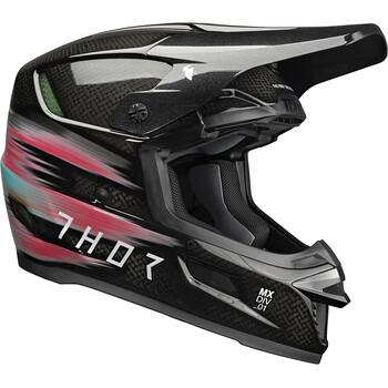 Casque Reflex Carbon Theory Thor Motocross