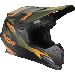 Casque Sector Warship Thor Motocross