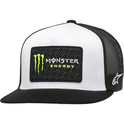 Casquette Monster Energy Champ Trucker Alpinestars