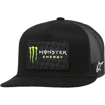 Casquette Monster Energy Champ Trucker Alpinestars