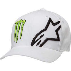 Casquette Monster Energy Corp Alpinestars