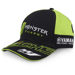 Casquette Big M Curved Tech3 Monster Energy® Monster Energy