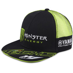 Casquette Big M Flat Tech3 Monster Energy® Monster Energy