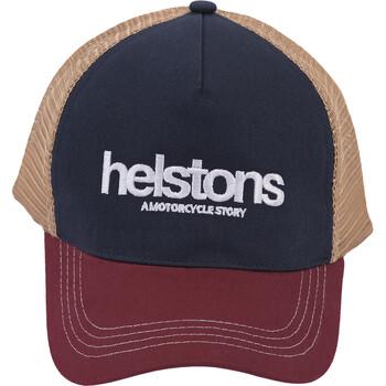 Casquette Trucker Logo Helstons