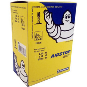 Chambre à air 19ME - Valve TR4 Michelin