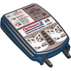 Chargeur de batterie Optimate 3 TM450 TecMate