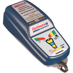 Chargeur de batterie Optimate 6 TM180 TecMate