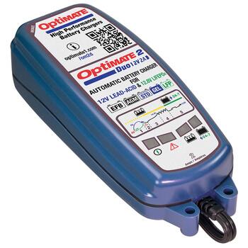 Chargeur de batterie Optimate 2 TM550 TecMate