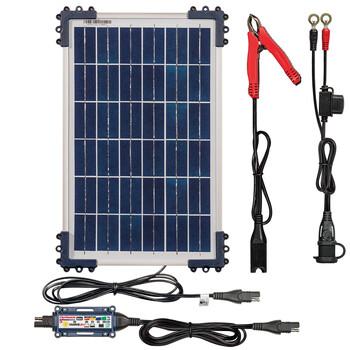 Chargeur Optimate Solar Duo TM522D1 avec panneau 10W TecMate