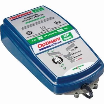 Chargeur-Testeur de batterie Optimate 4s 9,5A TM 270 TecMate
