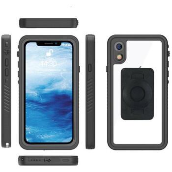 Coque Etanche FitClic Neo iPhone XR Tigra