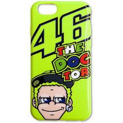 Coque Jaune Iphone 5 et 5s VR46