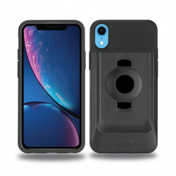 Coque Mountcase Fit-Clic iPhone XR Tigra