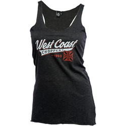 Débardeur Femme Baseball West Coast Choppers
