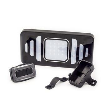 Dispositif de sécurité Clic-Light 2 pour 2 roues Roadlight