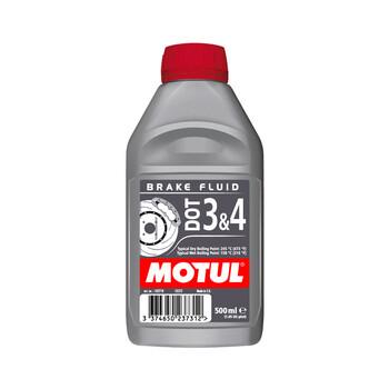 Liquide de frein DOT 3 & 4 Brake Fluid 500ml Motul