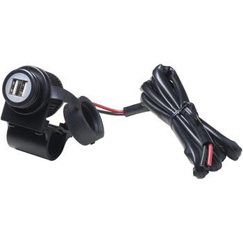 Câble de connexion - Double USB ACCMOTO2USB Cellularline