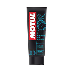 Rénovateur E6 Chrome & Alu polish 100 ml Motul