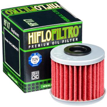 Filtre à huile HF117 Hiflofiltro