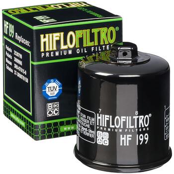 Filtre à huile HF199 Hiflofiltro