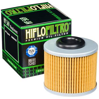Filtre à huile HF569 Hiflofiltro