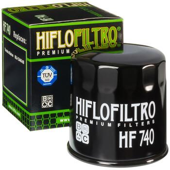 Filtre à huile HF740 Hiflofiltro