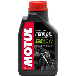 Huile Fork Oil Expert Medium 10W 1L Motul
