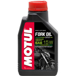 Huile Fork Oil Expert Medium/Heavy 15W 1L Motul