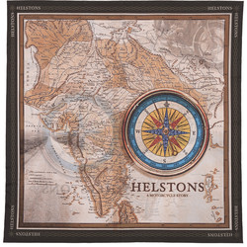 Foulard India Helstons