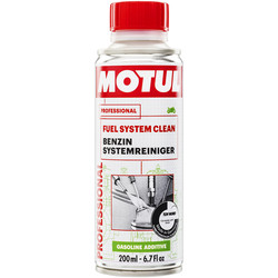 Additif essence Fuel System Clean 200ml Motul