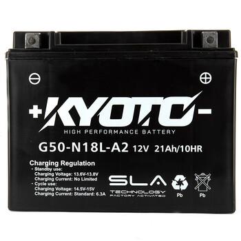 Batterie G50-N18L-A2=LA SLA Kyoto