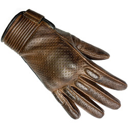 Gants Side Cuir Crust Perforé Helstons