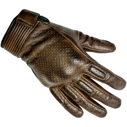 Gants Side Cuir Soft Perforé Helstons