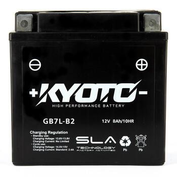 Batterie GB7L-B2 SLA Kyoto