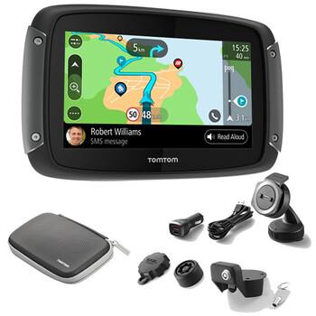 GPS Rider 550 Pack Premium TomTom