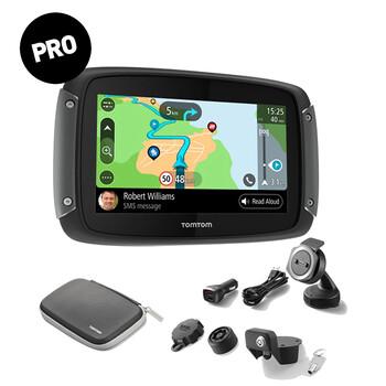 GPS Rider 550 Pack Premium Pro TomTom