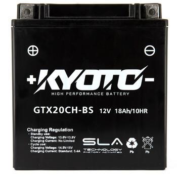 Batterie GTX20CH-BS SLA AGM Kyoto