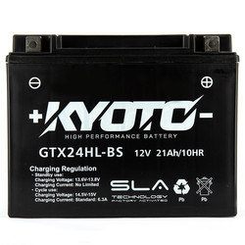 Batterie GTX24HL-BS SLA AGM Kyoto