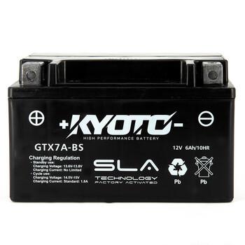 Batterie YTX7A-BS SLA AGM Kyoto